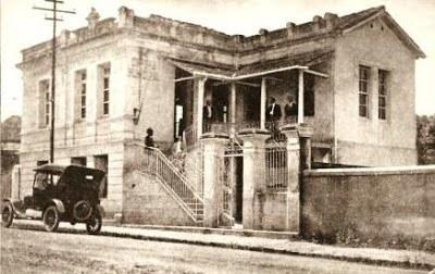 Antiga Residência do Cel. Olympio Ferreira dos Santos