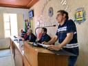 Após recesso, vereadores recebem representantes de mototaxistas