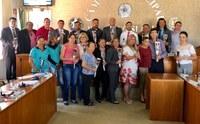 Dia das Mães marca homenagens na Câmara Municipal