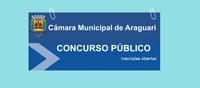 Idecan inicia período de inscrições para concurso público do Legislativo Araguarino