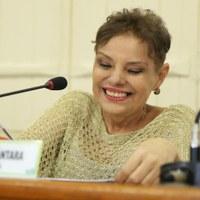 Vereadora Virginia Alcântara faleceu na manhã de hoje