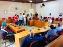 Câmara promove reunião com seus fornecedores e prestadores de serviços