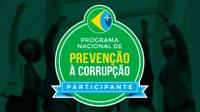 Câmara participa de Programa Nacional de Prevenção à Corrupção