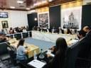 Em sessão ordinária, vereadores definem comissões permanentes da casa